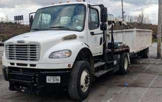 CoK diesel truck