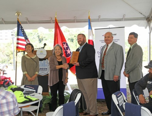 The City of Knoxville Recognized as 2019 Green Leadership City