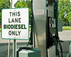 biodiesel in tennessee