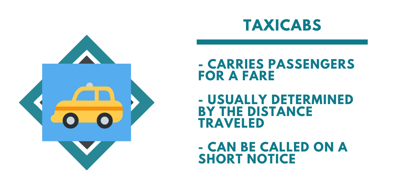 transportation demand taxicab