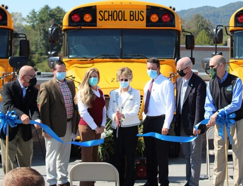 Propane School Bus Program expands in Hancock County, Shows Rural Leadership