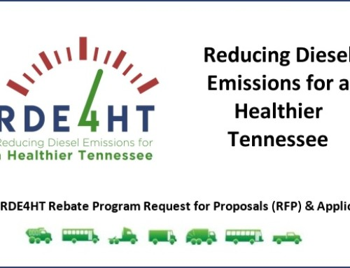 "2020 ""Reducing Diesel Emissions for a Healthier Tennessee"" RFP Released"
