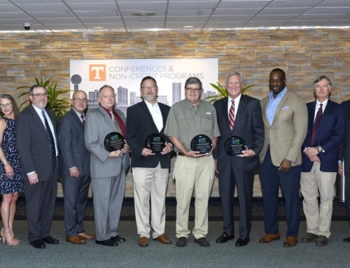 ABM Aviation, Clean Sweep, other fleets certified as Tennessee Green Fleets for emission reductions efforts
