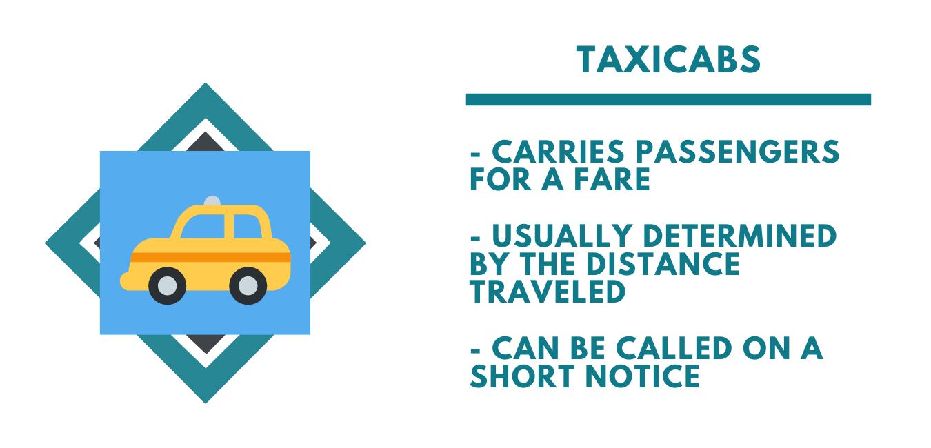 transportation demand taxicab