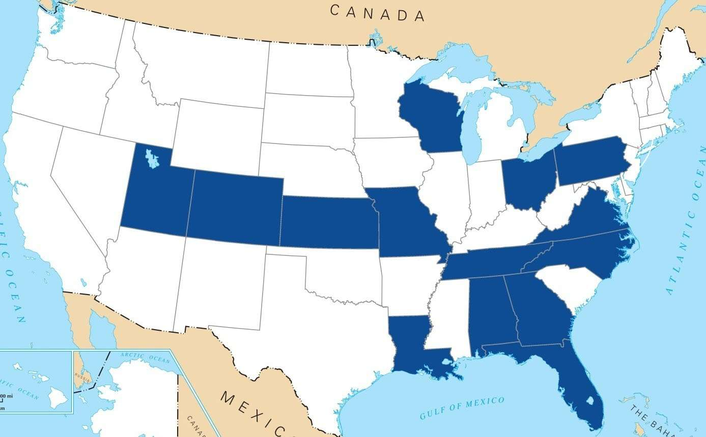 """Fourteen States combine efforts to """"DRIVE Electric USA"""""""