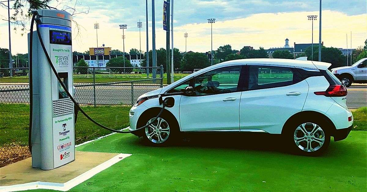 EV charging network goes live in Upper Cumberland region, Tennessee