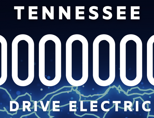 Register Today for a TN EV License Plate!