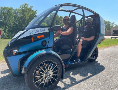 Arcimoto Electric Vehicles: Tour of Tennessee 2021